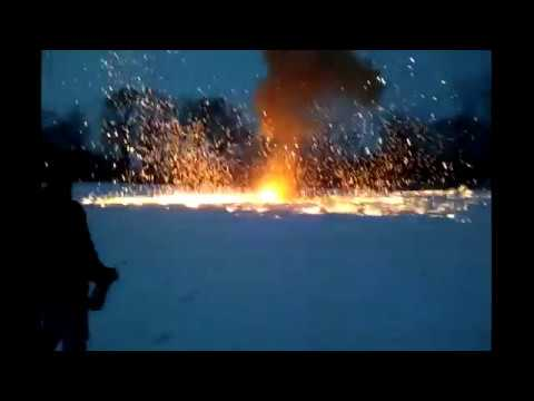 Copy of Thermite and ICE Explosion