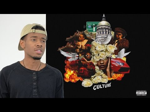 Migos - CULTURE First REACTION/REVIEW