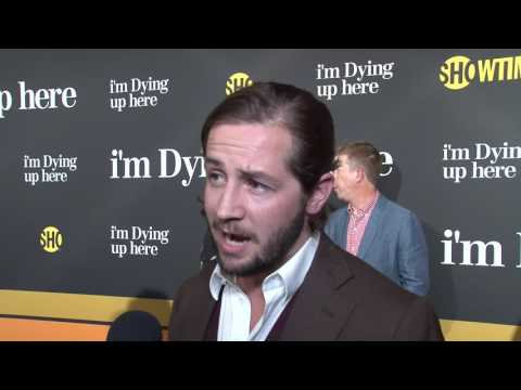 I'm Dying Up Here: Michael Angarano Exclusive Premiere