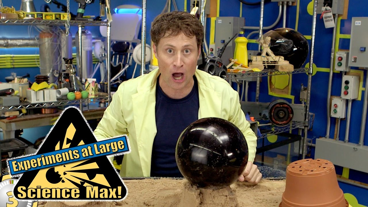 max science building episode