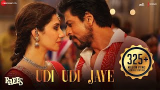 Udi Udi Jaye | Raees | Shah Rukh Khan & Mahira Khan | Ram Sampath(Now playing on Gaana - http://bit.ly/2imf0bT Celebrate Uttarayan with Raees and Aasiya. Song : Udi Udi Jaye Music Composed & Produced by : Ram Sampath ..., 2017-01-12T04:30:07.000Z)
