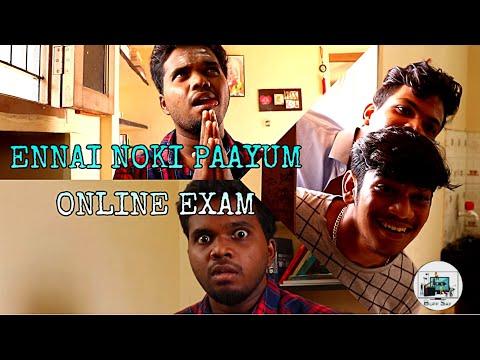 Ennai Noki Paayum Online Exam