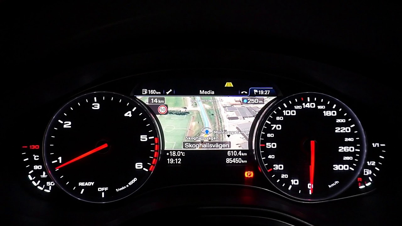 Audi Carplay Waze Youtube Demo Youtube
