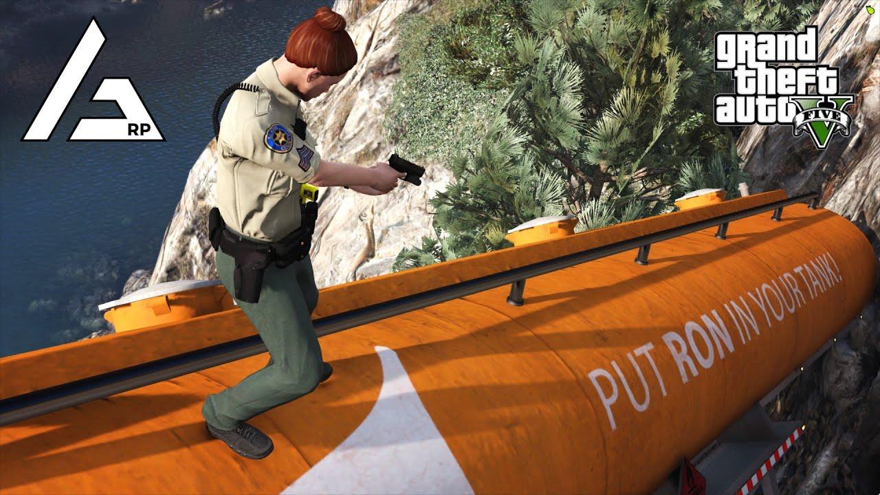 GTA 5 Roleplay - ARP - #563 -  Surrender Or Fall...
