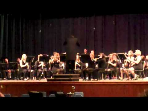 Western Guilford High School Christmas Concert 2011-American Riversongs