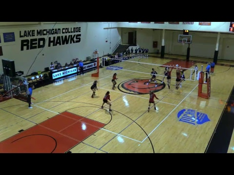 Lake Michigan College Athletics Volleyball