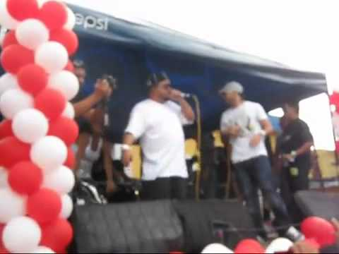Andre & Pablo Con Ñejo Y Dalmata En Barranquilla - Centro INCA