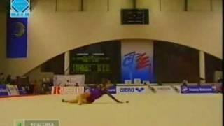 EC 1998 PORTO - Ekaterina Serebrianskaya UKR - Clubs AA.wmv