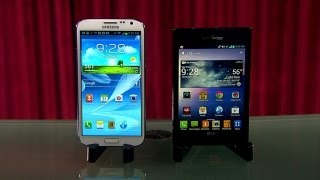 Prizefight - Samsung Galaxy Note 2 vs. LG Intuition