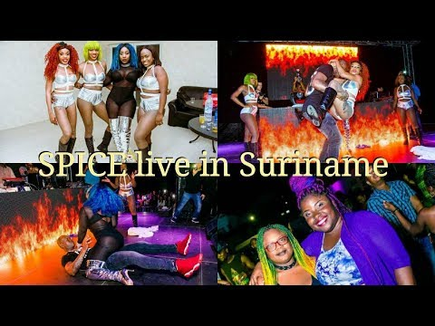 SPICE live in Suriname (30 September 2017) #37 thumbnail