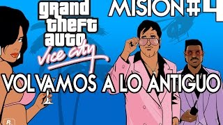 VOLVEMOS A LO ANTIGUO | GTA VICE CITY | LA CAZA