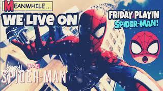 Spider-Man Livestream Announcement!!!