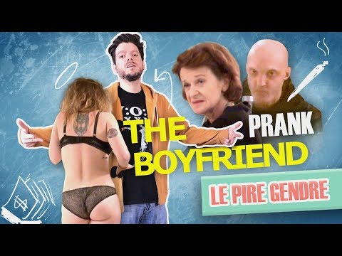 Pranque : The Boyfriend / Le pire gendre (Greg Guillotin)