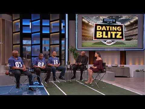 Steve's Dating Blitz: Setting Up A NY Giant's Mom