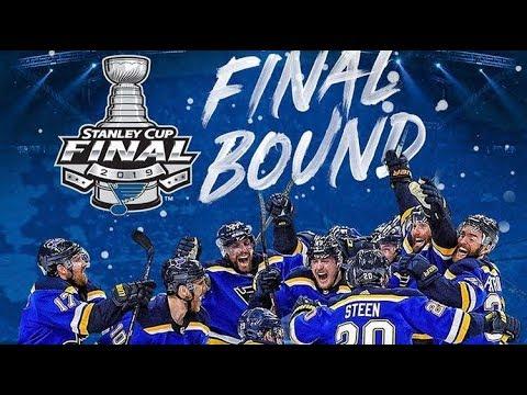 St Louis Blues Stanley Cup Final Hype Video
