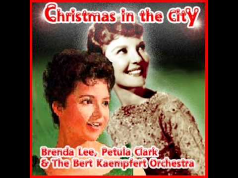 Brenda Lee Christmas Will Be Just Another Lonely Day - YouTube