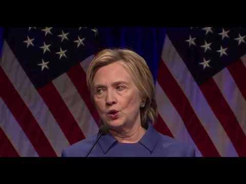 Hillary Clinton Children's Defense Fund Gala FULL Speech 11/16/16