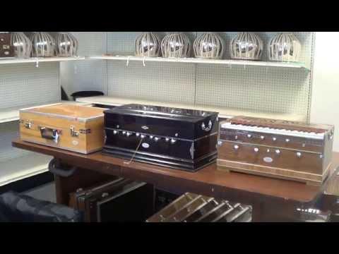 New Harmoniums June 2014 - AACM Store