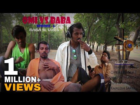 OMI vs BABA_Episode 6_BBA KI Vines_NEW MARATHI WEB SERIES 2017_Friendz Production