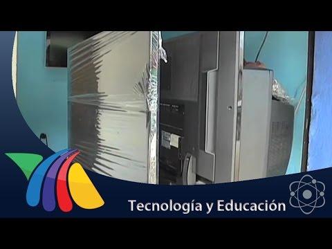 Se preparan técnicos para el apagón analógico   Noticias del Estado de México