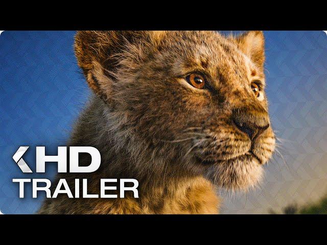 DER KÖNIG DER LÖWEN Trailer 2 German Deutsch (2019)