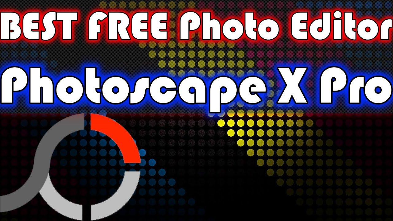 PhotoScape X Pro 2019 Free Download