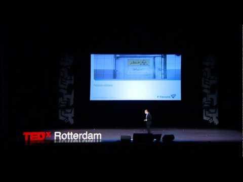 TEDxRotterdam - Mikko Hypponen - safe internet will lead the future