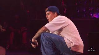 Justin Bieber - Come Around Me (Made In America Festival 2021)