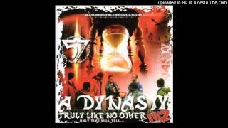 57th dynasty ft roach & black rhino & goldie melody - Mix n Blend pt 3