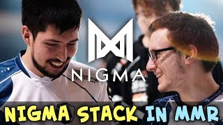 NIGMA STACK in Ranked — from FAIL start to FOUNTAIN DIVE