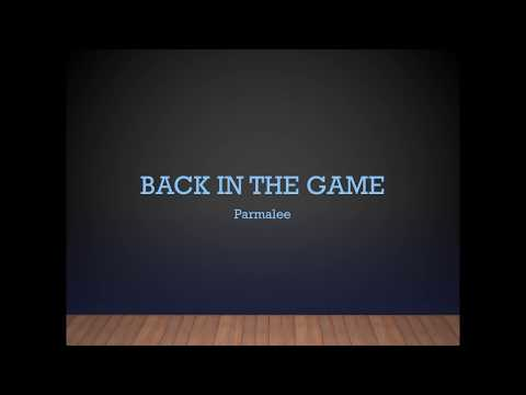 Back in the Game- Parmalee Lyrics