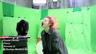 Crystal Castles - Fleece (Official Music Video) HD