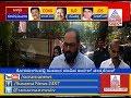 Karnataka Polls : BJP MP Rajeev Chandrasekhar Casts His Vote In Koramangala