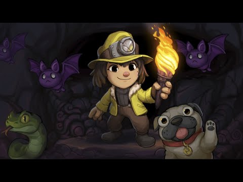 Instead of dealing with my emotions about the coup, I will play Spelunky 2