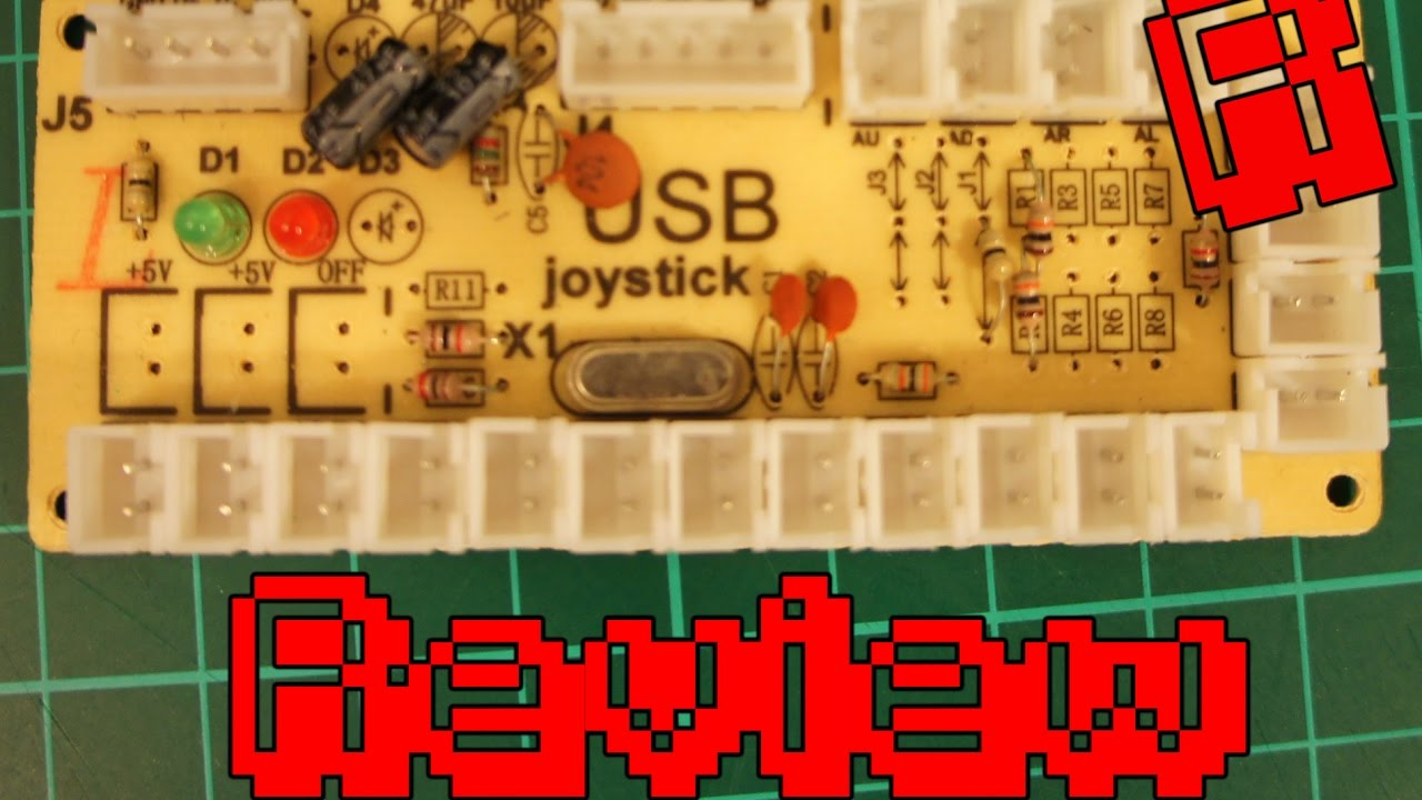 small resolution of zero delay usb arcade encoder review playtest