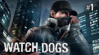 Twitch Livestream | Watch Dogs Part 1 [Xbox One]