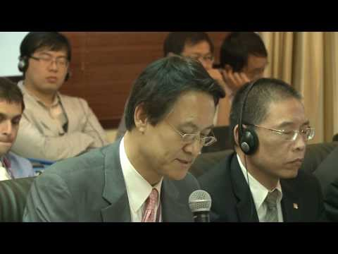 "[2013 Shanghai Forum] LEE Suhoon ""North Korean Nuclear Issues and the Six-Party Framework"""