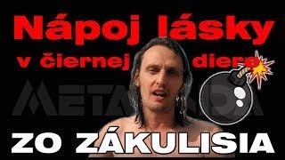 METALINDA ZO ZÁKULISIA - Tatralandia. Nápoj lásky v čiernej diere.