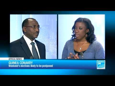 Guinea : Sidya Touré, opposition leader (UFR), in 'Africa News' tonight - 06/25/2013