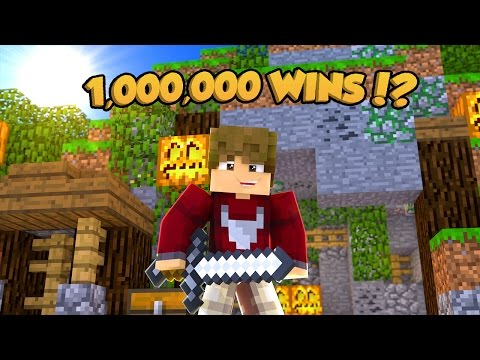 Crazy Minecraft Bed Wars Glitch - WIN EVERY TIME!