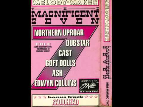 The Magnificent Seven (Melody Maker) - 06 Northern Uproar - Living In The Red (BBC Session)