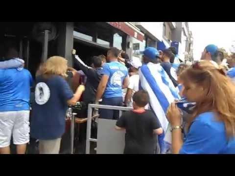 Greektown Mania Hits Toronto in FIFA World Cup Win