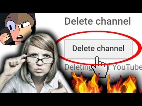 My Teacher Wants Me to Delete My Channel