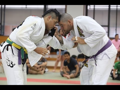 Giedre Santana vs Gustavo Silva / Jiu Jitsu Priest CUP 2014 GIFU
