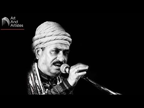 Huq Husn-e-Mohabbat Ka | Urdu Song | Munnawar Masoom | LIVE | Idea Jalsa | Art And Artistes