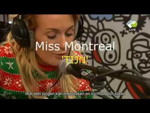 Miss Montreal - TIJN (Lyrics)