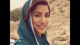 Girl in balochistan