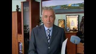 Обращение городского головы А. Лукьянченко в связи с ситуацией в Донецке (27.05.2014)(Видео телеканала