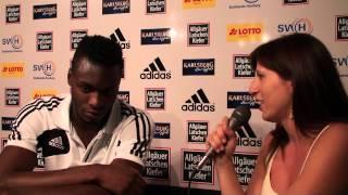 Interviews FC 08 Homburg - SV Eintracht Trier 05