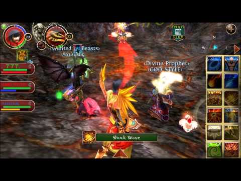 Mage Gameplay: FML | Order And Chaos Online